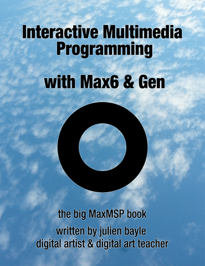 Interactive Multimedia Programming with Max6 & Gen