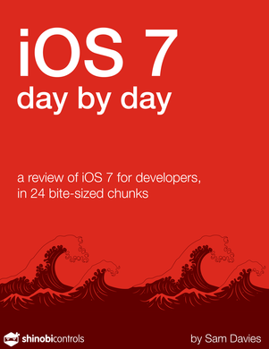 iOS 7 Day by Day Front Cover
