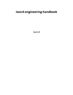 iword-engineering-handbook