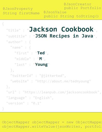 The Jackson Cookbook