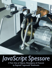 JavaScript Spessore cover page