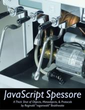 JavaScript Spessore cover page