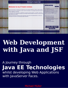 Web Development with Java and JSF