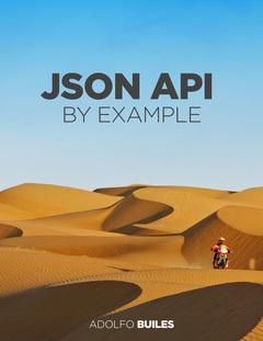 JSONAPI by example : JSONAPI book
