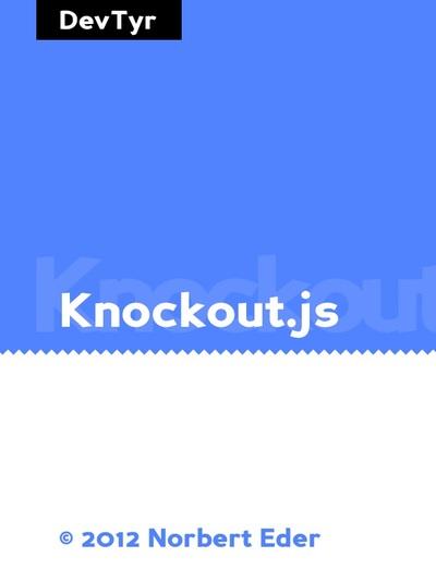 E-Book Knockout.js