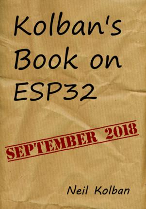 Kolban's book on ESP32