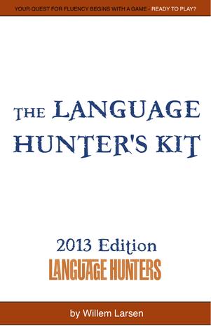 The Language Hunter's Kit, 2013 edition