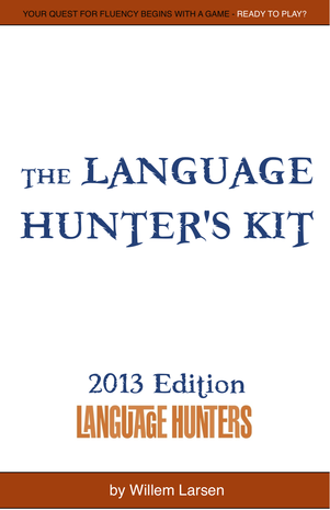 The Language Hunter's Kit, 2013 edition