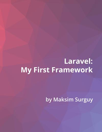 laravel application development cookbook pdf free