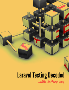 Laravel Testing Decoded cover page