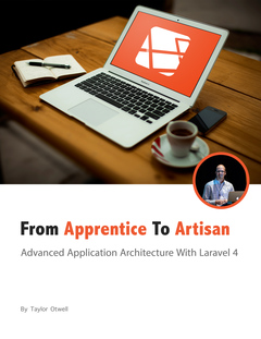 Laravel: From Apprentice To Artisan cover page