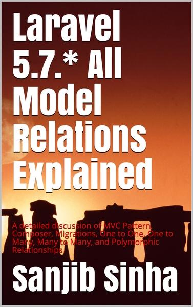 Laravel 5.7.* All Model Relations Explained