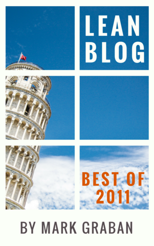 Best of Lean Blog 2011 cover page
