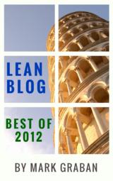 Best of Lean Blog 2012