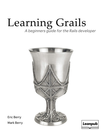 Learning Grails cover page