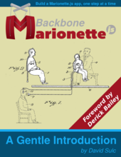 Backbone.Marionette.js: A Gentle Introduction cover page
