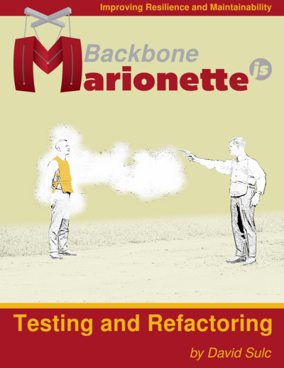 Marionette.js: Testing and Refactoring