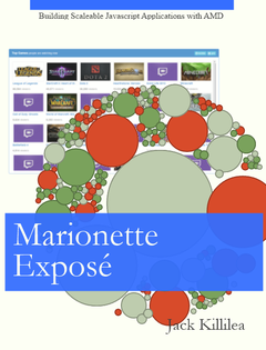 Marionette Exposé cover page