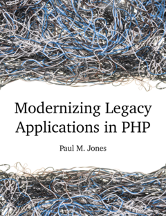 Modernizing Legacy Applications In PHP cover page