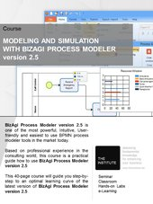 MODELING AND SIMULATION WITH BIZAGI PROCESS MODELER version 2.5
