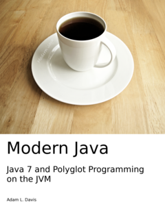 Modern Java cover page