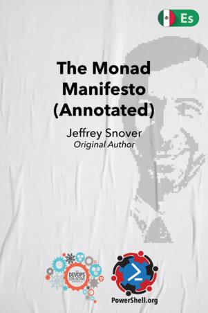 The Monad Manifesto: Annotated (Spanish)