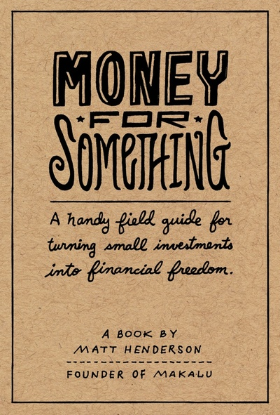 Money for Something