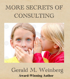 More Secrets of Consulting