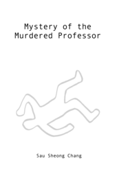Mystery of the Murdered Professor