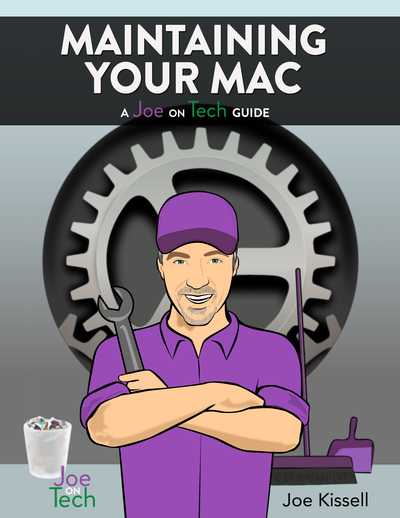 Maintaining Your Mac