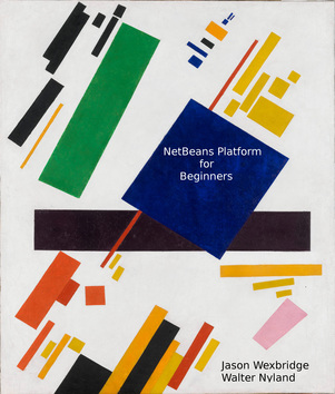 NetBeans Platform for Beginners -  book cover
