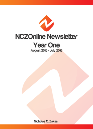 NCZOnline Newsletter - Year One