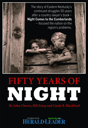 Fifty Years of Night cover page