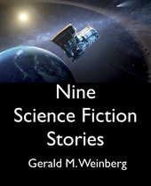 Nine Science Fiction Stories cover page