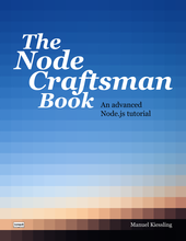 The Node Craftsman Book cover page