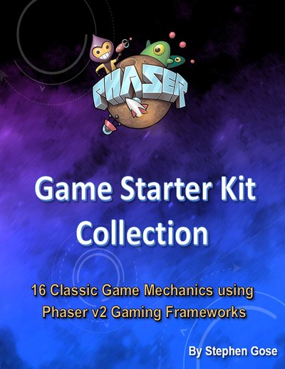Phaser Game Starter Kit Collection