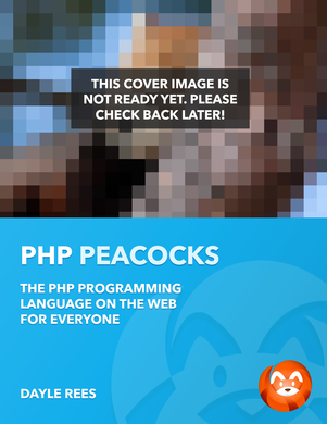 PHP Peacocks