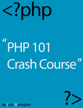 PHP 101 crash-course