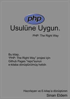 """PHP: """"Usulüne"""" Uygun (Ücretsiz)"""