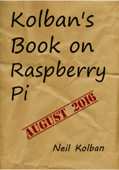 Kolban's Book on the Raspberry Pi