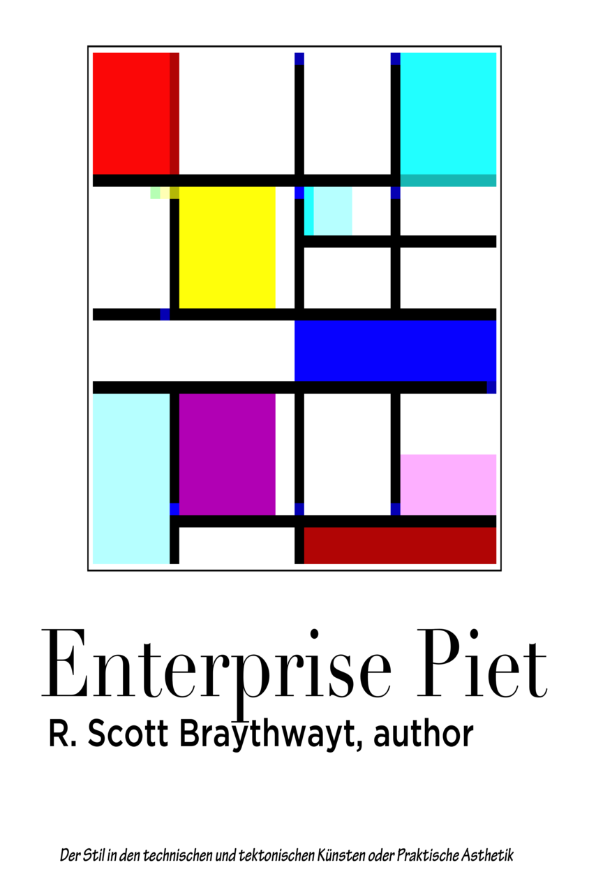 Enterprise Piet cover page