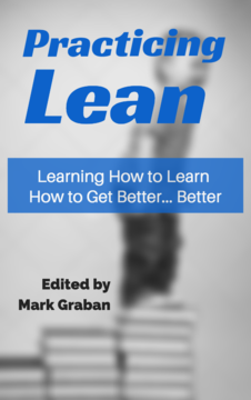 Practicing Lean cover page
