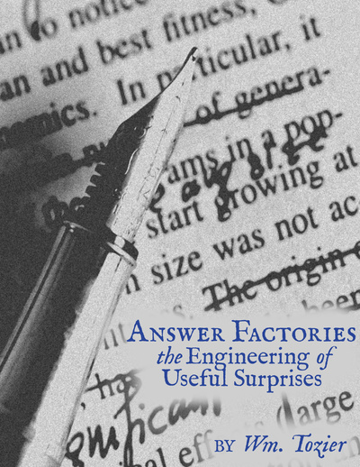 Answer Factories cover page