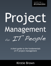 Project Management for IT People cover page