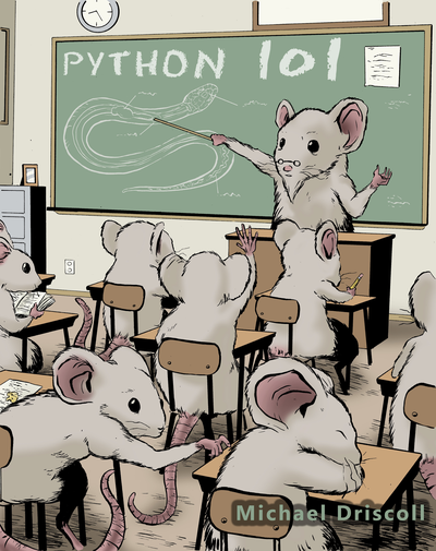 Python 101 by Mike Driscoll