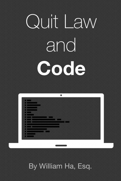 quit law and code by will ha leanpub pdf ipad kindle rh leanpub com Brownie Pizza kindle guide book