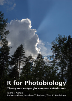 R for Photobiology
