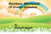 Rainbow Workbook of English Alphabet