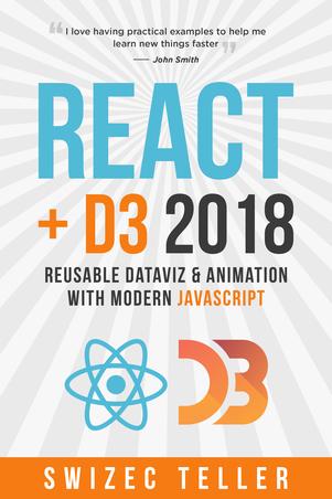 React+d3js ES6