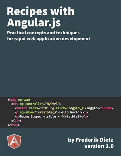 Recipes with Angular.js